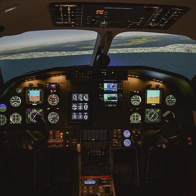 Pilatus PC-12 FTD Level 5